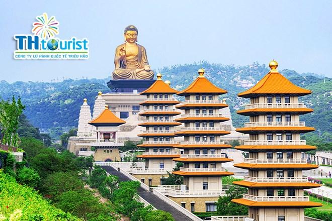 Phật Quang Sơn Tự - Du lịch Đài Loan