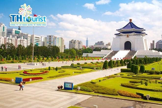 Nhà tưởng niệm Tưởng Giới Thạch - Du lịch Đài Loan
